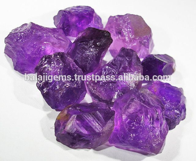 Natural small gemstone rough amethyst prices/bulk gravel rough amethyst prices stones