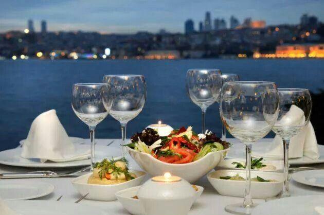 Dinner time....Ankara, Turkey