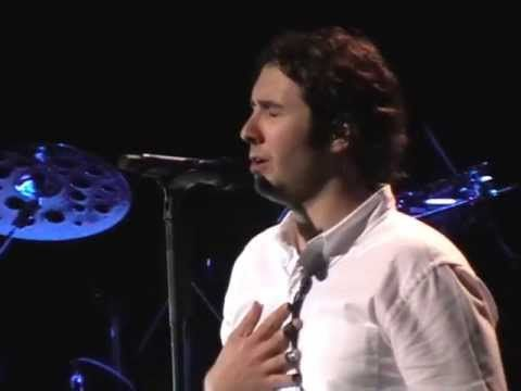 Josh Groban - I believe (when I fall in love...) (30/05/2013 Stadthalle,...