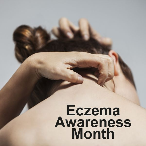 October is Eczema Awareness Month. Follow these expert tips for treating this irritating skin condition.
