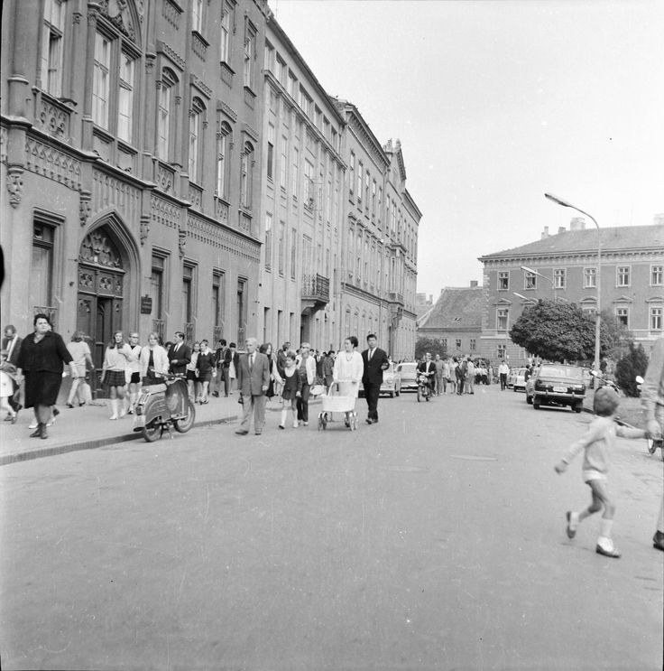 Szüreti karnevál, 1969. 09. 21. Várkerület