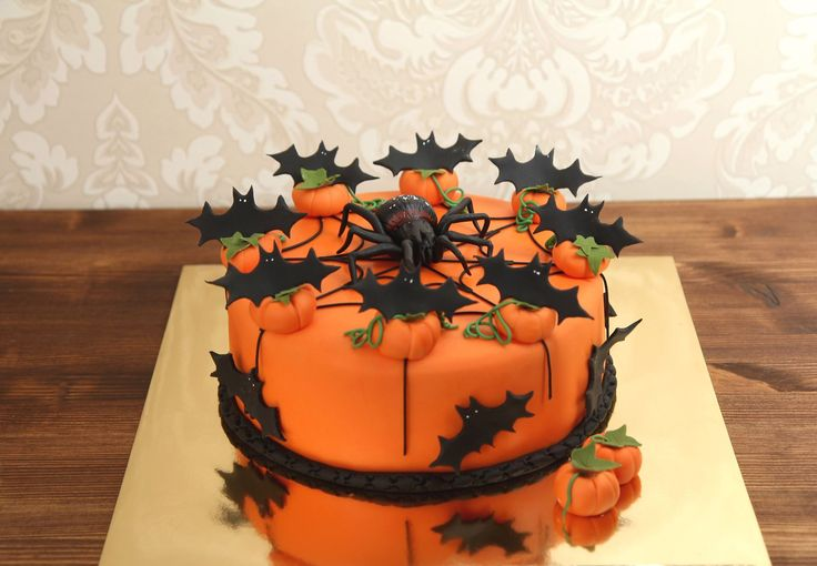 До Хэллоуина осталось всего 2 недели🎃 Успейте оформить заказ на торт к празднику, ведь его атмосфера ощущается куда лучше, когда на праздничном столе расположился яркий и интересный #тематическийторт 😉  С радостью изготовим торт для вашего торжества от 2-х кг и всего за 2350₽/кг  Специалисты #Абелло готовы помочь с выбором красивого и качественного десерта по любому поводу по единому номеру: +7(495)565-3838 Телефон/WhatsApp/Viber. Наш сайт с примерами работ www.abello.ru #abello #abelloru…