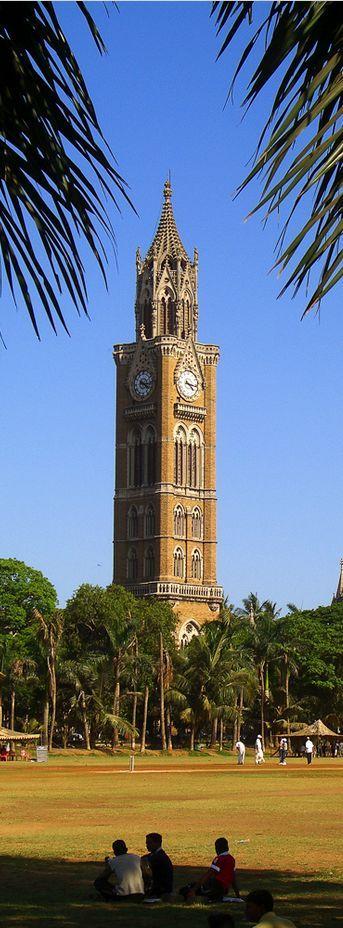 Rajabai Clock Tower, Mumbai, India