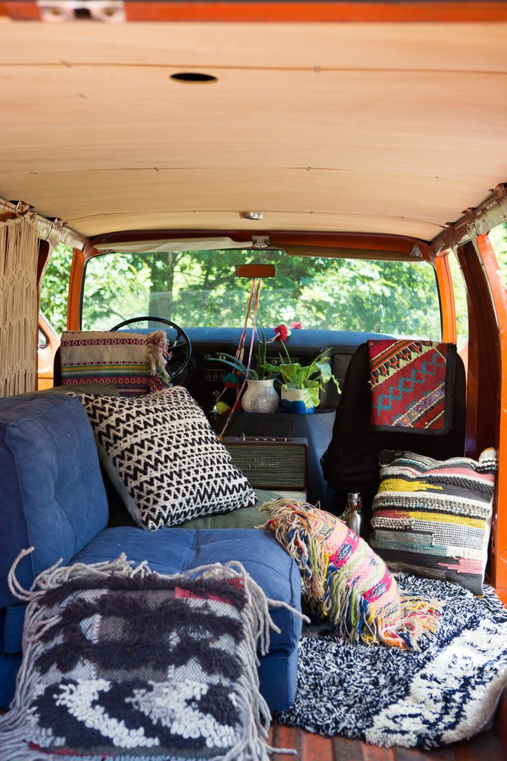 Bucket list to drive this to the woods an mountains and live in it while camping