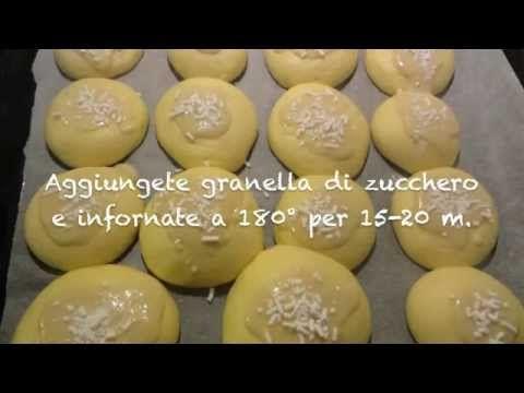 Ricetta brioches VENEZIANE con macchina del pane - YouTube
