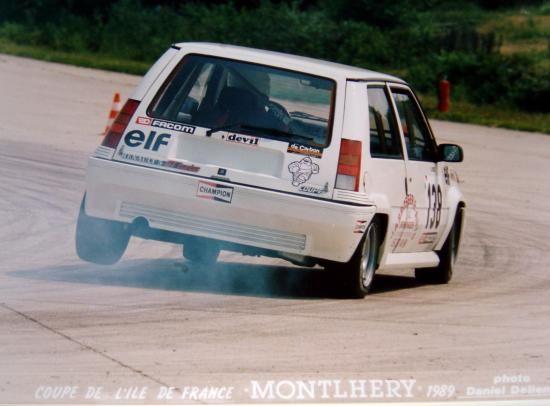 Renault 5 GT Turbo Coppa