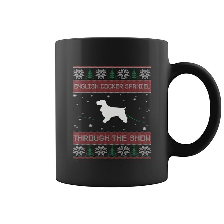 English #Cocker Spaniel Through The Snow , Order HERE ==> https://www.sunfrog.com/Pets/118530805-544046878.html?89700, Please tag & share with your friends who would love it, #renegadelife #birthdaygifts #christmasgifts  #cocker spaniels puppies, cocker spaniels american, english cocker spaniels  #family #legging #shirts #tshirts #ideas #popular #everything #videos #shop