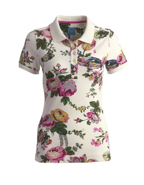 Pretty Joules Polo Shirt - more info and discount at www.anothermumblog.co.uk