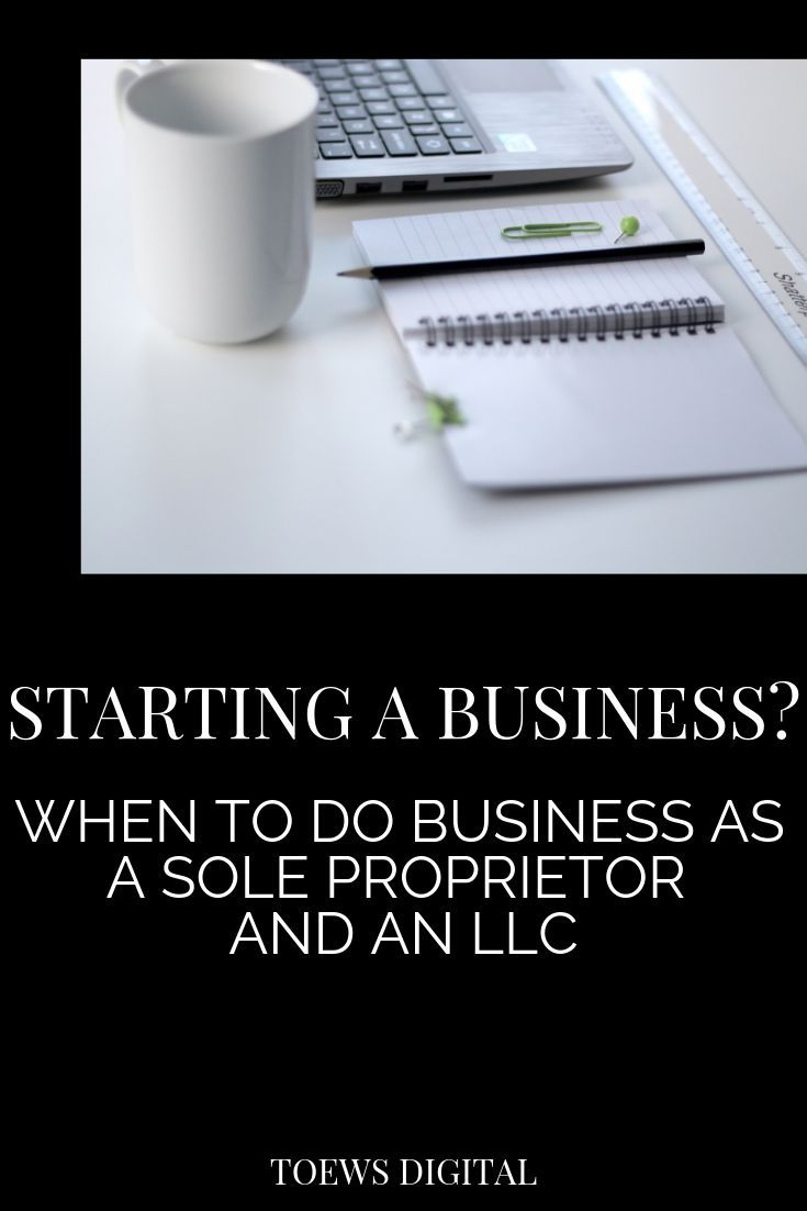 Business Startups: Should I do business as a sole ...
