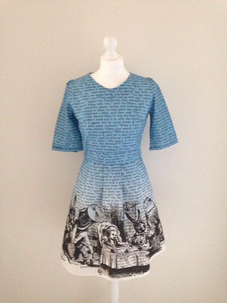 Alice in Wonderland Dress