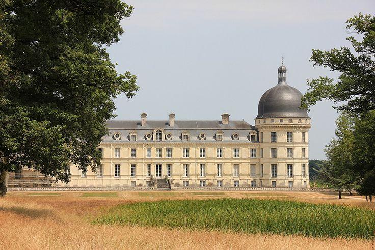 #Château de Valençay, #Valençay, France   by Instant-Shots