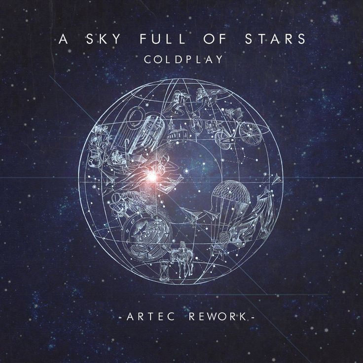 Coldplay | A Sky Full of Stars | 2014 | Parlophone