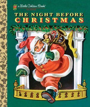 Little Golden Book: The Night Before Christmas