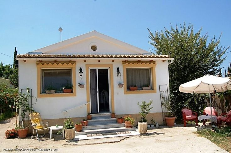 New listing. A property for sale in Sfakera, Corfu.