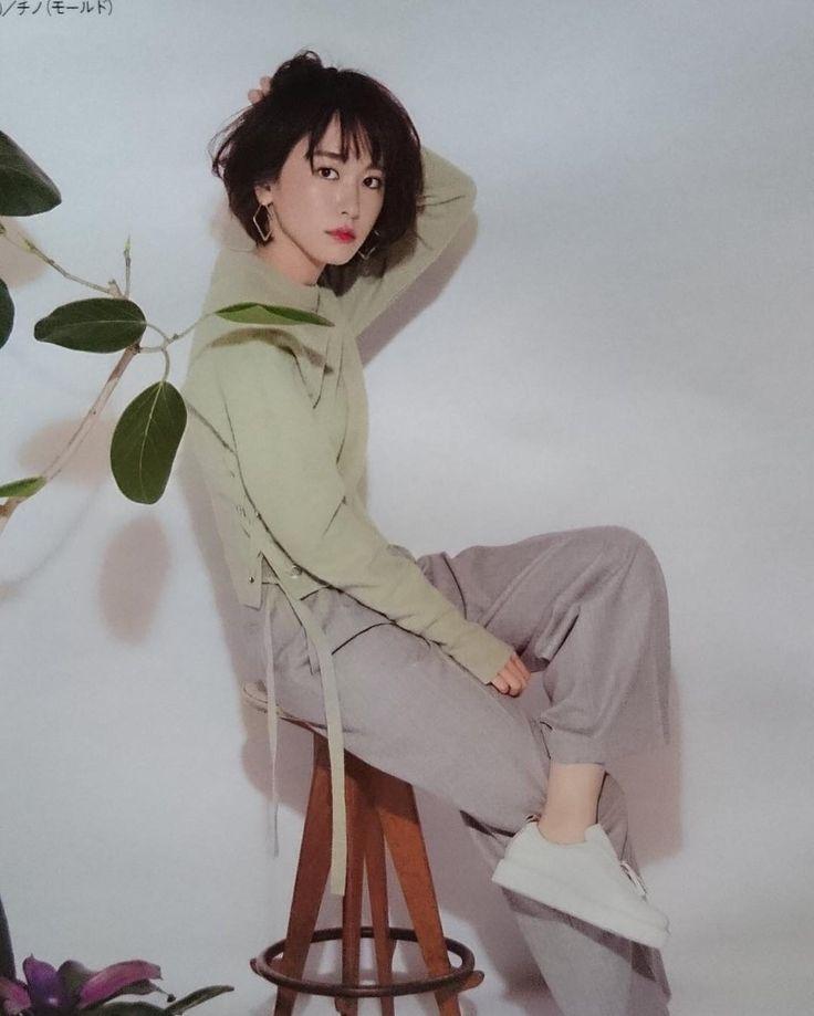 #ガッキー#新垣結衣#aragakiyui #ファッション#雑誌