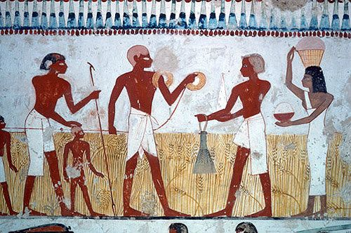 ancient egyptian everyday life Life in ancient egypt was very different from today religion was key and was an  important part in the everyday life of egyptians this was shown in all aspects,.