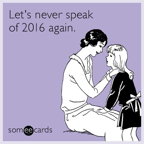 New Year New Beginnings leave those negative feelings and negative people behind once and for all