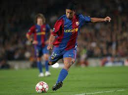 Ronaldinho Barca famous player of football #player #football #speedy #famous #sports #footballshoes