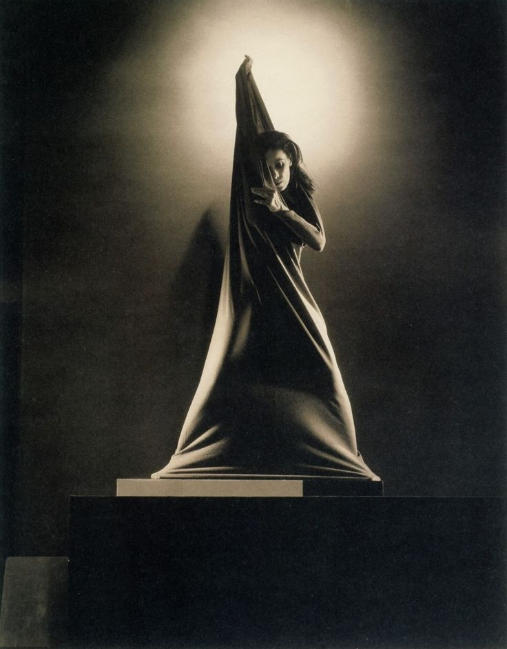 Martha Graham, New York, 1931  Photographer: Edward Steichen