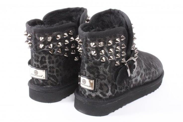 Zwarte tijger Glamorous boots online kopen €139,95