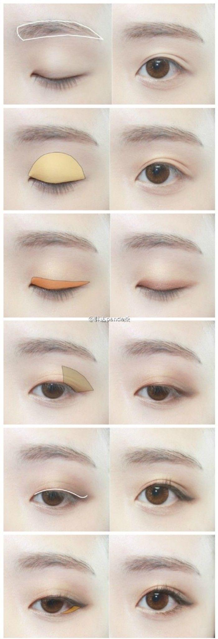about Korean Natural Makeup on Pinterest | Korean Makeup, Natural ...