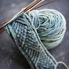 Point au tricot