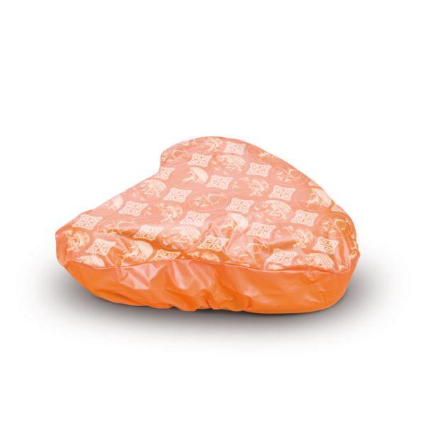 Zadelhoesje met Holland design.  #Koningsdag #Kingsday #oranje