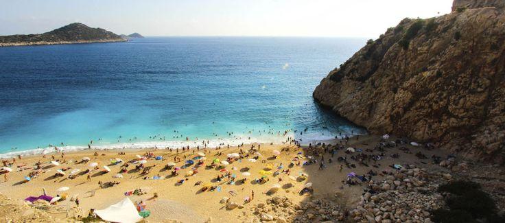 Dünyanın konuştuğu Türkiye'deki 8 cennet koy