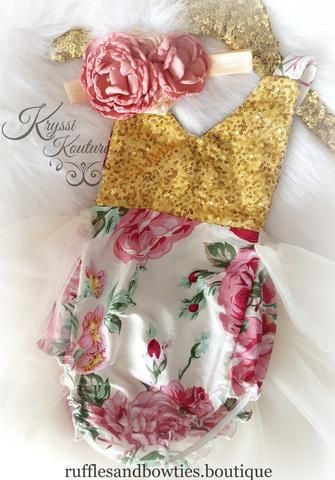 First Birthday Outfit, Floral Birthday Outfit, Sequin Baby Romper, Sparkle, Glitter Baby Outfit, Birthday Bodysuit, Birthday Tutu, Baby floral bodysuit/onesie, Dusty Rose Outfit, Dusty Rose and Gold, Boho Deep Red Floral Head Wreath, Burgandy Floral Wreath, Baby Halo, Flowergirl, Baby Fall Outfit, Baby Fall Floral Wreath, Baby Ruffle Romper, Baby Tutu Romper, Fall Baby Trends, Baby Boutique, Ruffles & Bowties Bowtique