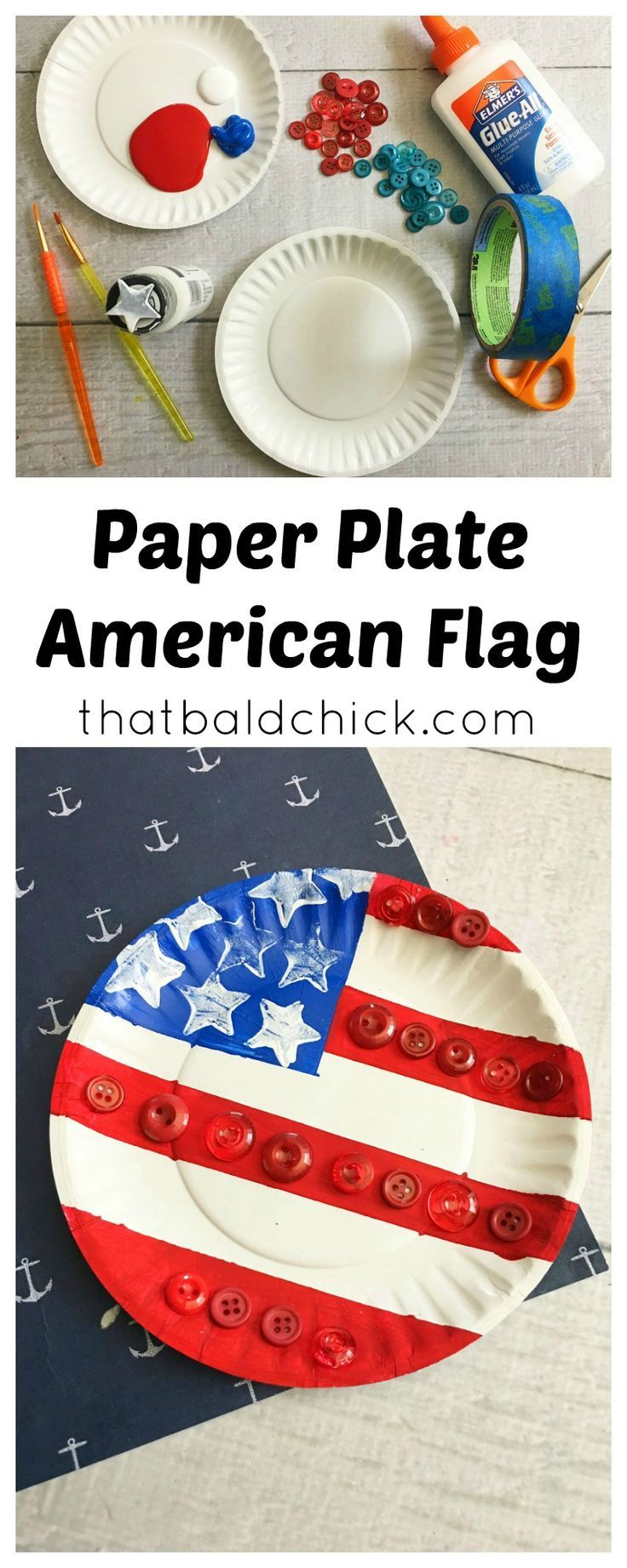 Best United States Theme Weekly Home Preschool Images On - Us map paper plates
