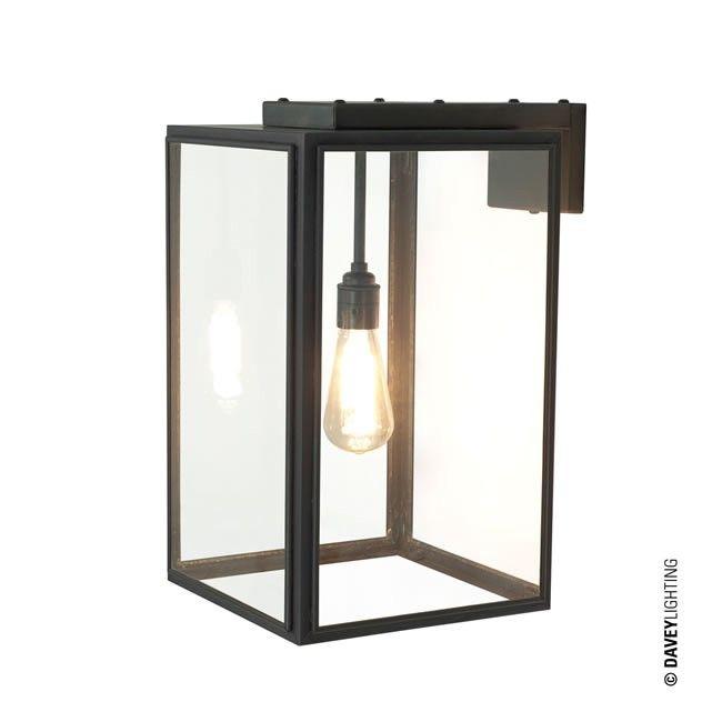 Davey 7656 Portico Wall Light Externally Glazed