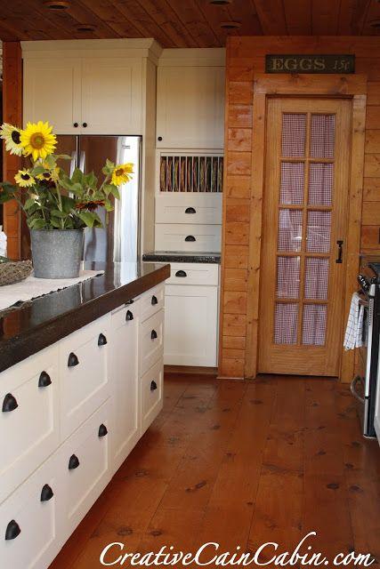 Cabin Kitchen Design Creative Entrancing Decorating Inspiration