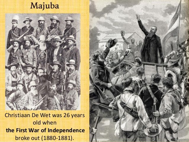At the onset of the Anglo Boer War, he acquired his famous horse, Fleur, and signed up with the Heilbron commando.