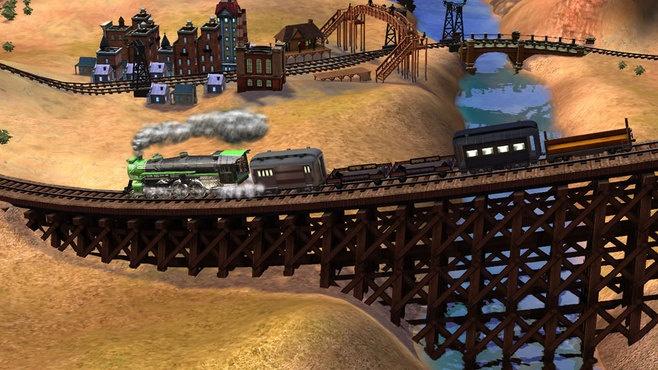 Sid Meier's Railroads! for Mac