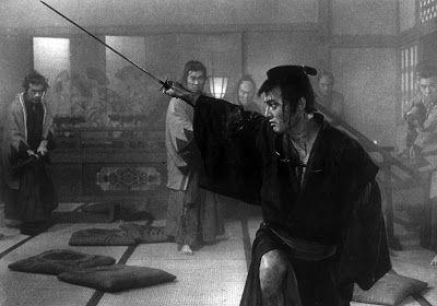 A Espada da Maldição, filme de Kihachi Okamoto.