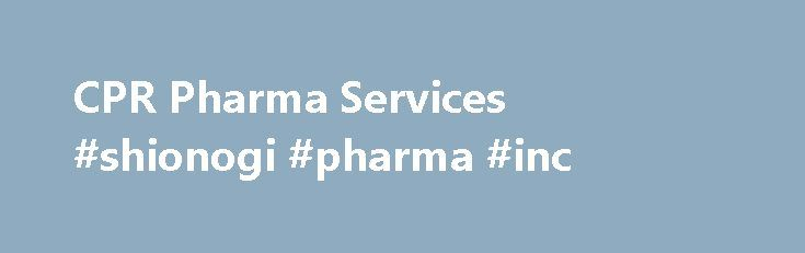 CPR Pharma Services #shionogi #pharma #inc http://pharmacy.remmont.com/cpr-pharma-services-shionogi-pharma-inc/  #cro pharma # Welcome to CPR Pharma Services CPR Pharma Services ( CPR ) is a full-service CRO with an international reputation for delivering superior clinical trial results in Australia, New Zealand and Asia through our Fast2PhaseOne and Access2Asia services. As the premier provider of early phase clinical trial services in the Asia-Pacific region for …