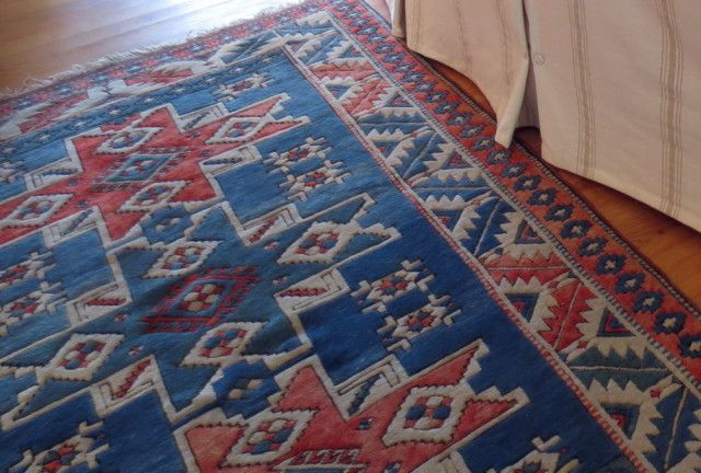 Red White And Blue Area Rugs