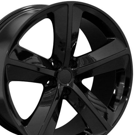 Blacked out Rims