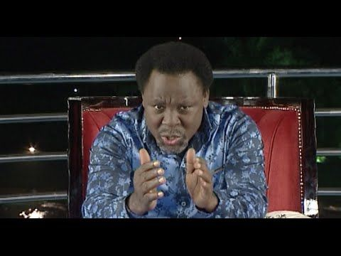 SPECIAL MESSAGE FROM TB JOSHUA!