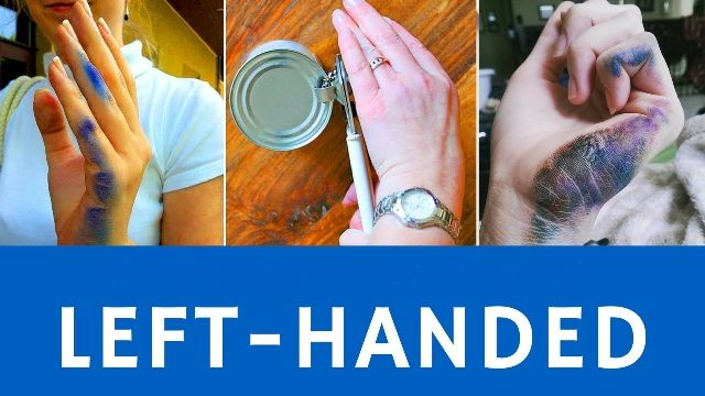 These are the Most Important Facts about Left-Handed People That You Did Not Know