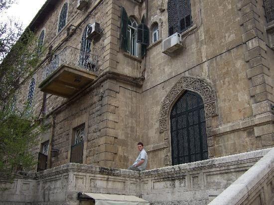 Hotel Baron And Agatha Christie, Aleppo.