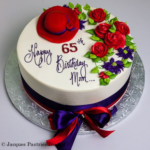 Unique Birthday Cake For Mother