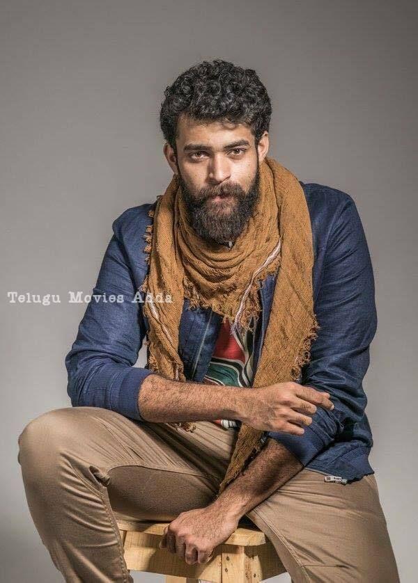 Varun Tej New Look