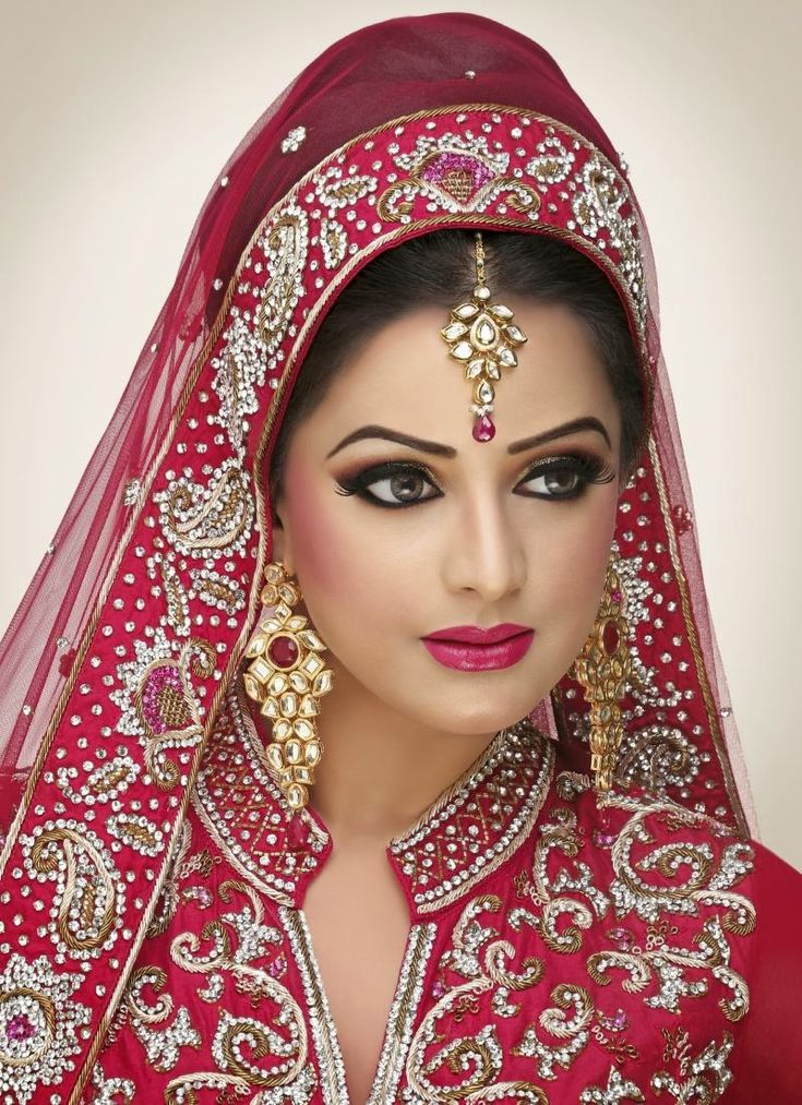 #Indian #Bridal #Makeup
