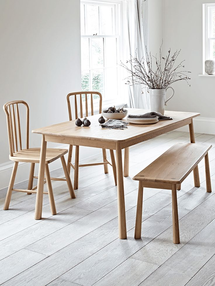 Bergen Oak Table Dining Room Ideas Amp Inspiration In 2019