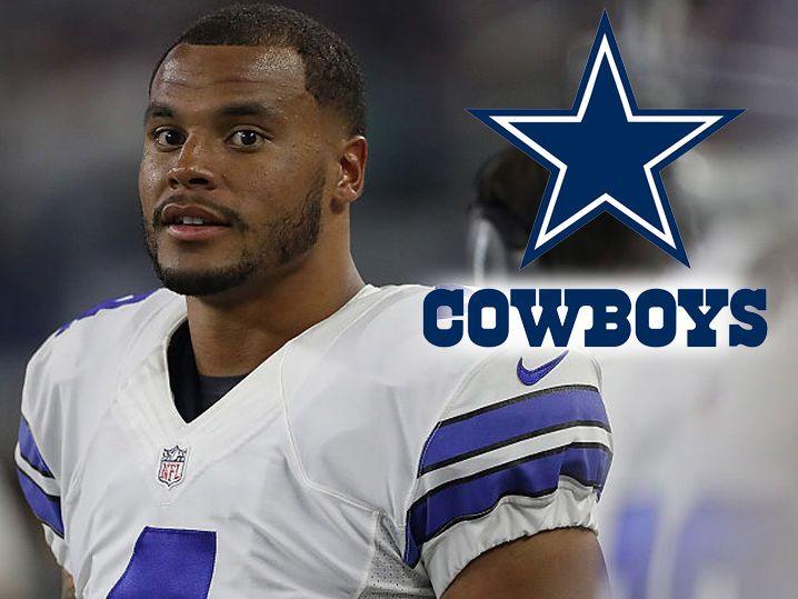Dak Prescott's H.S. Coach -- No Romo? No Problem! ... He's Always Game Ready