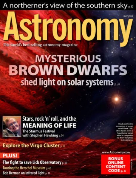 Astronomy - One Year Subscription