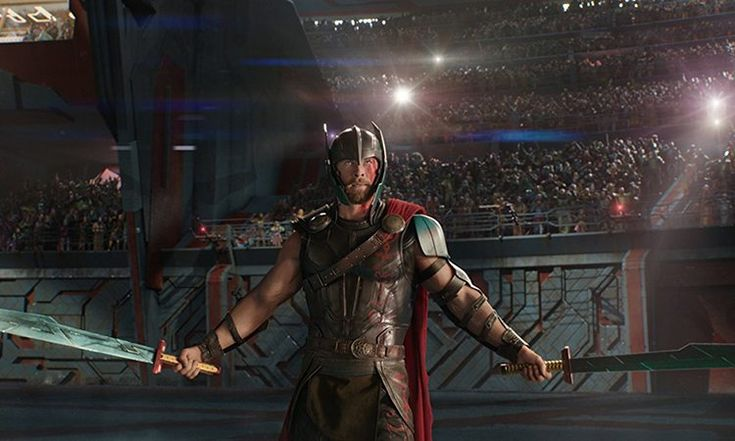 'Thor: Ragnarok' can be a blast — but never for long - The Marvel Cinematic Universe hasn't had much luck with Thor. His first two films are the least memorable of the bunch, largely because the MCU doesn't know what to do with him: is he a fearsome Norse god or a comic relief character? Marvel producer Kevin Feige prefers to just send him on a side ... - https://azbigmedia.com/thor-ragnarok-can-be-a-blast-but-never-for-long/