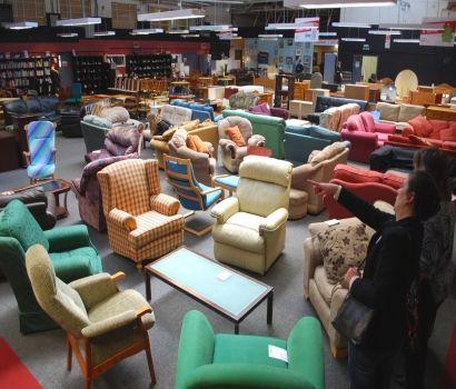 Furniture Shop Edinburgh | Second Hand Bed Store in Edinburgh | Quality Used Furniture | EFI | Four Square