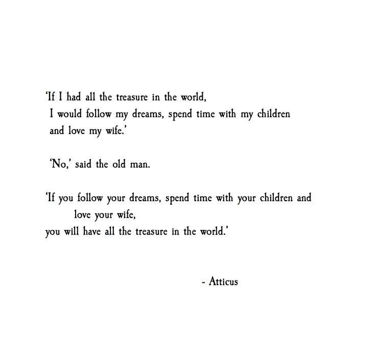 'All The Treasure'. Poem by Atticus @atticuspoetry #atticuspoetry